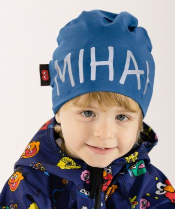 Baggy Hat Reflex Faded Blue