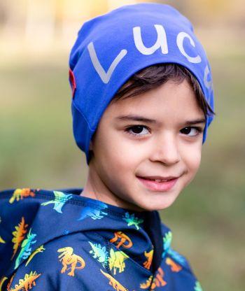 Baggy Hat Reflex Intense Blue