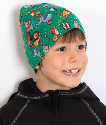 Baggy Hat Circus Green